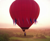 Hot Air Balloon Ride Gift Certificate