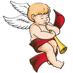 free vintage angels christmas clipart rh christmasgifts com