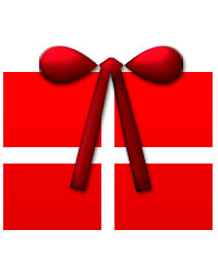 Clipart christmas presents ribbons xmas gifts negle Gallery