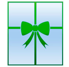Clipart: Christmas Presents, Ribbons