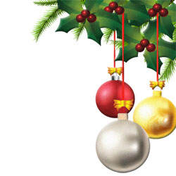 Christmas Clipart  Christmas Tree Ornaments
