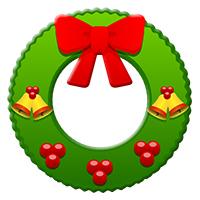 New Christmas wreath for 2013