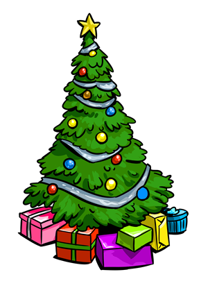 Free Christmas Clipart - New for 2012