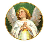 Christmas Clipart: Christmas Angel