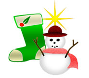 Christmas Clipart - Christmas Gifts on