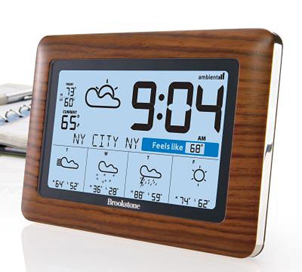 wireless weather station - Electronic Christmas Gifts