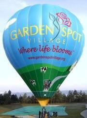 U.S. Hot Air Balloon Team Celebrates National Prayer Day