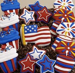Star Spangled Gift Delights