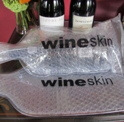 Traveling With Wine