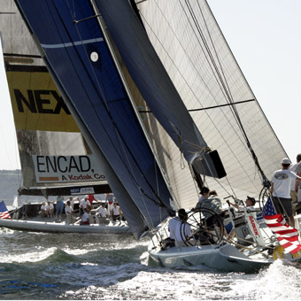 America's Cup Sailing Experience