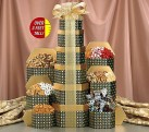 Chocolate Mountain Gift Basket
