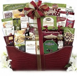 Christmas Gift Baskets For Everyone!