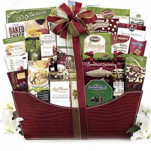 Christmas Gift Baskets For Everyone!
