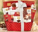 Godiva® Chocolate Gift Basket