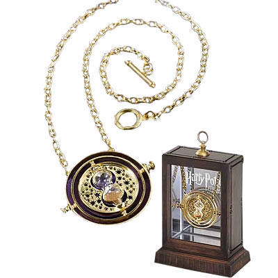 Harry Potter Collectible Time-Turner By Noble Collection from Warner Bros