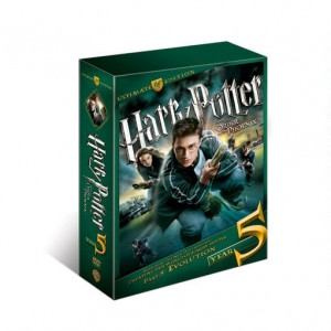 Harry Potter and the Order of the Phoenix Ultimate Edition DVD