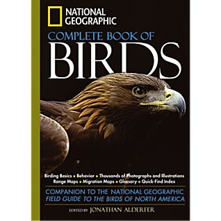 National Geographic Complete Birds of North America Reference Book
