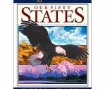 National Geographic Our Fifty States Reference Book