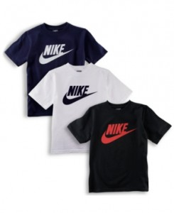 Nike Kids Shirt, Little Boys Futura Tee
