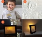 Personalized Night Light or Photo Lamp