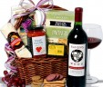Ravenswood Red Wine Gift Basket™
