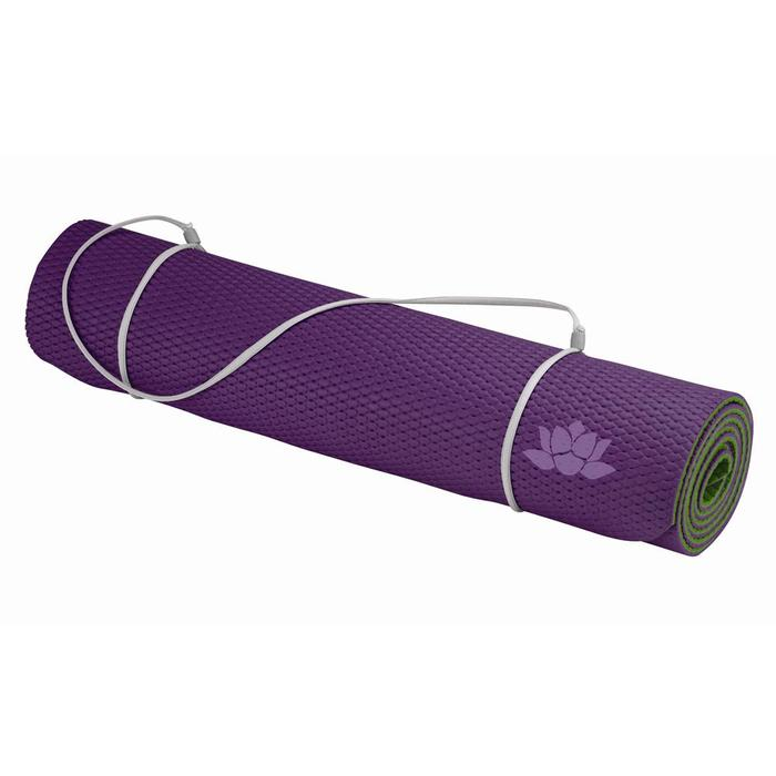 Savasa Eco Pilates Mat with Fitness DVD