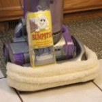 The Bumpster Baseboard BumperDuster Vacuum Attachment As Seen on TV