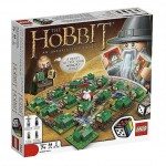 The Hobbit An Unexpected Journey Lego Board Game from Warner Bros.