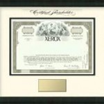 Xerox Corporation Stock
