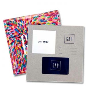 gap gift card winner