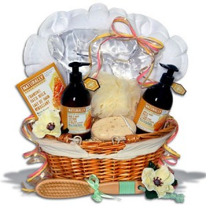 Bathe in Luxury Gift Basket