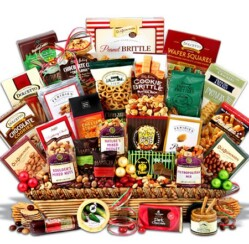 Have Yourself a Merry Little Christmas with these Unique Gift Baskets!