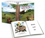 Award-winning Personalized Name Book