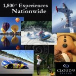 Experience Gift Certificate from Cloud 9 Living