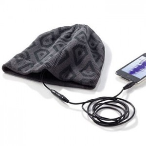 iHat Music Hat With Headphones