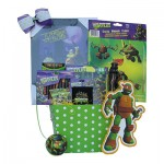 Ninja Turtles Gift Basket