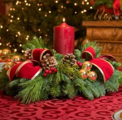 Common CENTS Christmas Decorating Ideas for 2015
