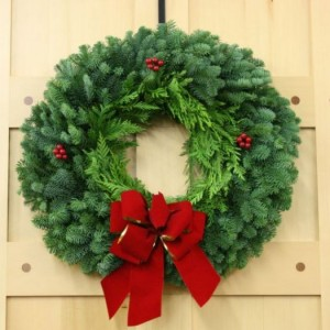 Olympic Mountain Wreath
