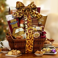 Life is Like a Box of Chocolate Christmas Gift Baskets!