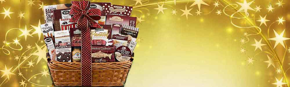 Ultimate Appreciation Gift Basket