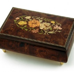 Announcing the Musical Jewelry Box Winner!