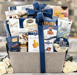 Announcing The Connoisseur Gift Basket Giveaway Winner!