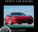 Exotic Car Racing Certificate