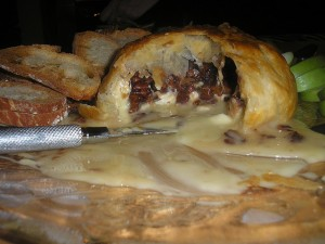 puff pastry meal