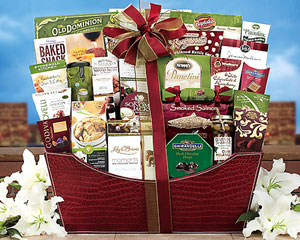 Executive-Gift-Basket