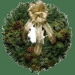Santa's Favorite Wreath