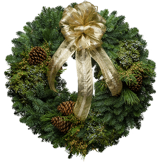 Santa's Favorite Wreath