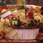 A Very Merry Christmas Holiday Gift Basket