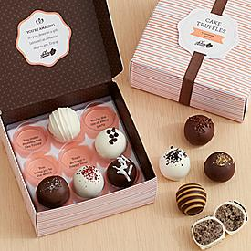 Assorted Cake Truffles
