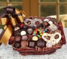 Assorted Chocolates & Pretzels